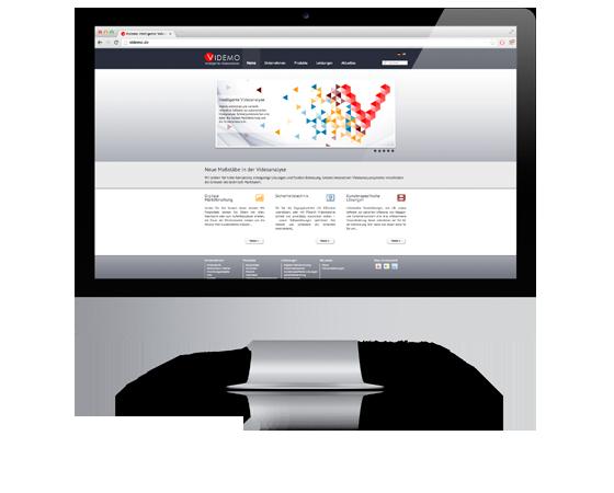 Website Videmo