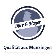 referenz-ueber-duerr-mager-logo